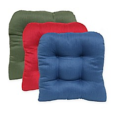 Image Of Morocco Non Skid Waterfall Chair Pads Set 2