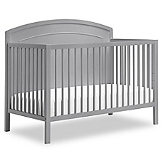 image of carter's® by DaVinci® Kenzie 4-in-1 Crib in Grey