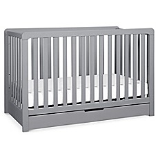 image of carter's® by DaVinci® Colby 4-in-1 Crib with Drawer in Grey