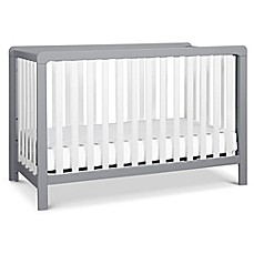image of carter's® by DaVinci® Colby 4-in-1 Crib in Grey/White