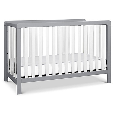 carter's® by DaVinci® Colby 4-in-1 Crib in Grey/White