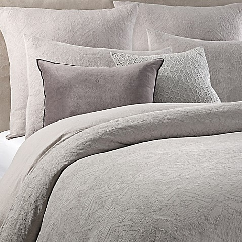 Buy Wamsutta 174 Vintage Textured Jacquard King Duvet Cover