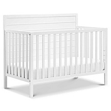 image of carter's® by DaVinci® Morgan 4-in-1 Crib in White