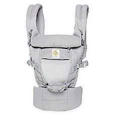 image of Ergobaby™ ADAPT Cool Air Mesh Baby Carrier in Pearl Grey