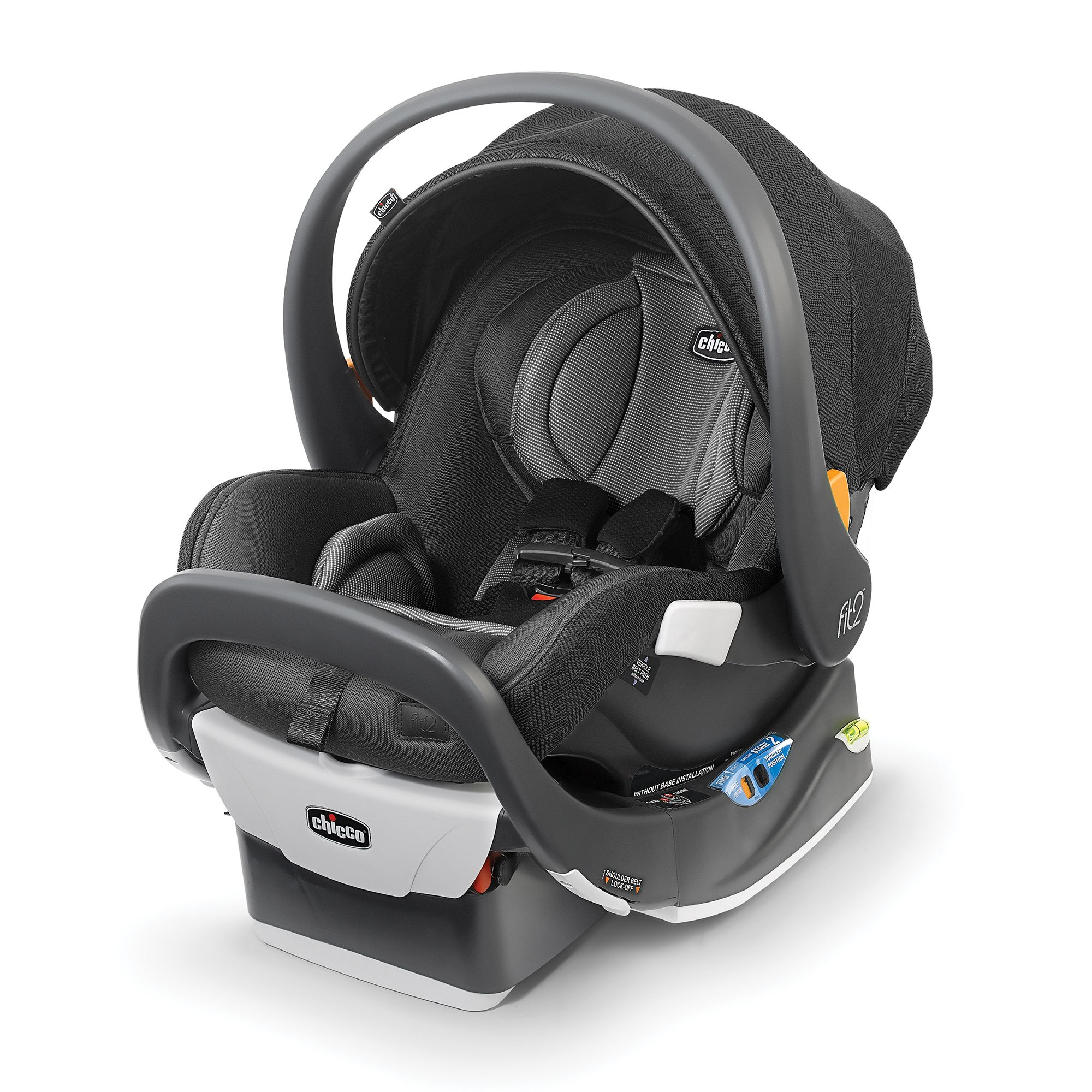 Chicco Fit2 2 Year Rear Facing Infant & Toddler Car Seat in