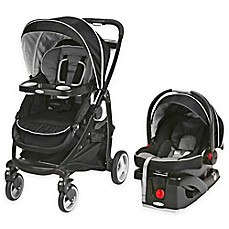 Graco 174 Modes Click Connect Travel System In Onyx