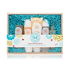 Baby gift sets baskets layette sets for girls and boys bed bath honest bath time gift set negle Image collections