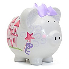 image of Child to Cherish™ Magic Fairy Piggy Bank