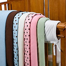 image of trend lab cribwrap