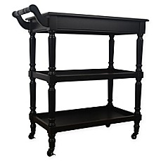 image of Decor Therapy Portable Bar Cart