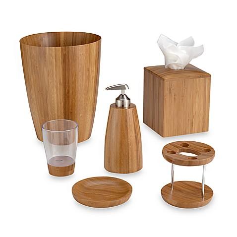 umbra boomba natural bath ensemble bed bath beyond. Black Bedroom Furniture Sets. Home Design Ideas