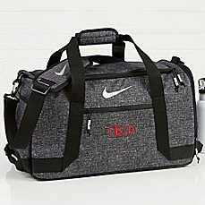 image of Nike® Embroidered Duffel Bag