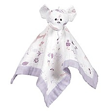 image of aden + anais® musy mate™ Once Upon a Time Muslin Lovey in Lavender