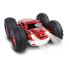 image of Sharper Image® Radio Controlled Flip Stunt Rally Vehicle