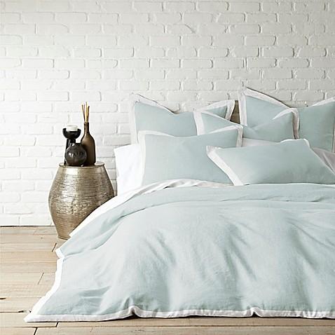 Buy Levtex Home Washed Linen Cotton Blend King Duvet Cover