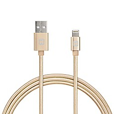 image of iHome® 6-Foot Lightning Charging Cable