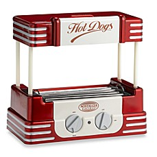 image of Nostalgia™ Electrics Retro Series™ 50's Style Hot Dog Roller