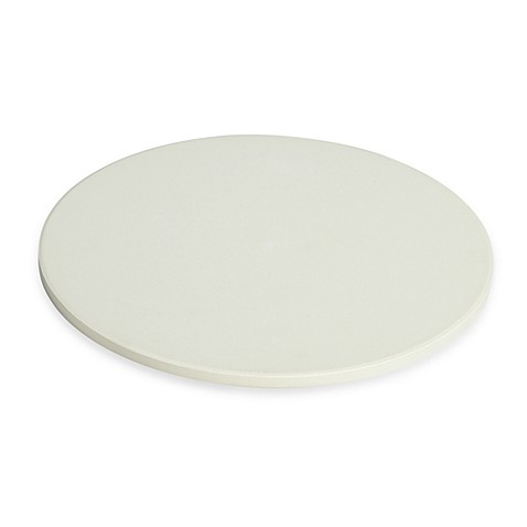 Pizza stone this durable pizza stone lets you make delicious pizza