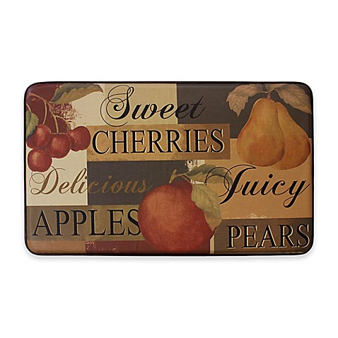 Buy Scrumptious Fruit 24 Inch X 36 Inch Anti Fatigue