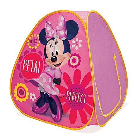Playhutu0026reg; Disneyu0026reg; Minnie Mouse Hideaway Pop-Up Tent  sc 1 st  buybuy BABY & Playhut® Disney® Minnie Mouse Hideaway Pop-Up Tent - buybuy BABY