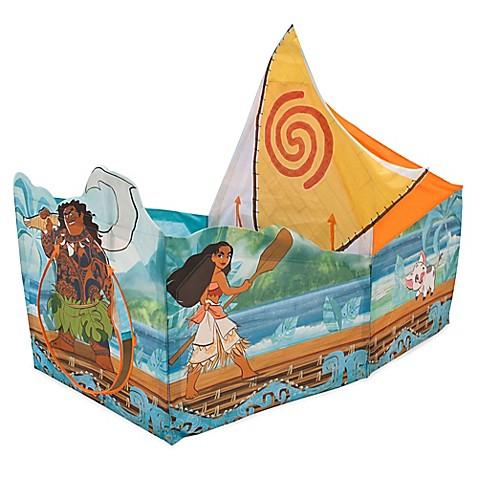 Playhutu0026reg; Disneyu0026reg; Moana Wayfinder Canoe Play Tent  sc 1 st  buybuy BABY & Playhut® Disney® Moana Wayfinder Canoe Play Tent - buybuy BABY