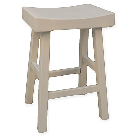Buy Carolina Cottage Colborn Counter Stool In White From