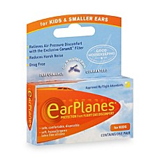 image of EarPlanes® Flight Ear Protection Plugs For Children