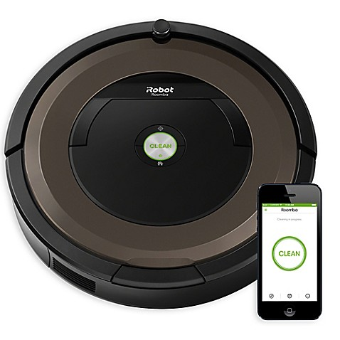 irobot 174 roomba 174 890 wi fi 174 connected vacuuming robot bed