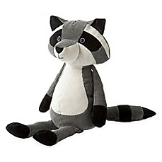 image of Manhattan Toy® Folksy Foresters Raccoon Plush Toy