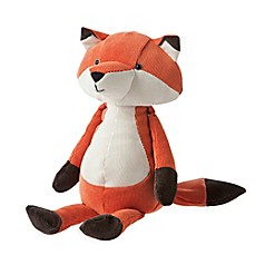 image of Manhattan Toy® Folksy Foresters Fox Plush Toy