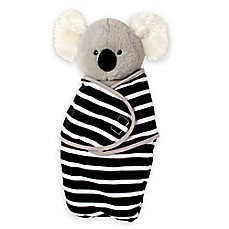 image of Manhattan Toy® Swaddle Babies Koala Plush Toy