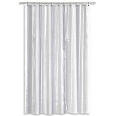 SALT Heavy Gauge PEVA Shower Curtain Liner