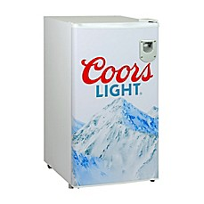 image of Koolatron™ Coors Light® 90-Liter Compressor Fridge in White