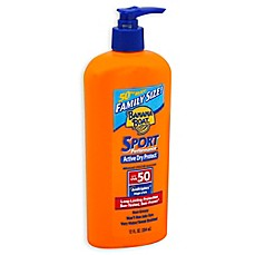 image of Banana Boat® Sport Performance® 12 fl. oz. Family Size Sunscreen Lotion SPF 50
