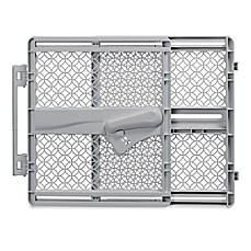 image of HOMESAFE™ by Summer Infant® Indoor/Outdoor Multi-Use Gate in Grey (Set of 2)