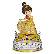 image of Precious Moments® Disney® Showcase Belle Musical Figurine