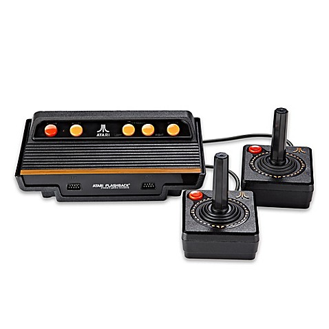 Atari flashback 8 classic video game console bed bath - Atari flashback classic game console game list ...