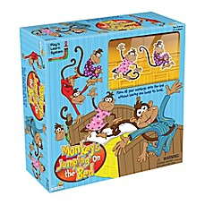 image of Monkeys Jumping on the Bed Board Game