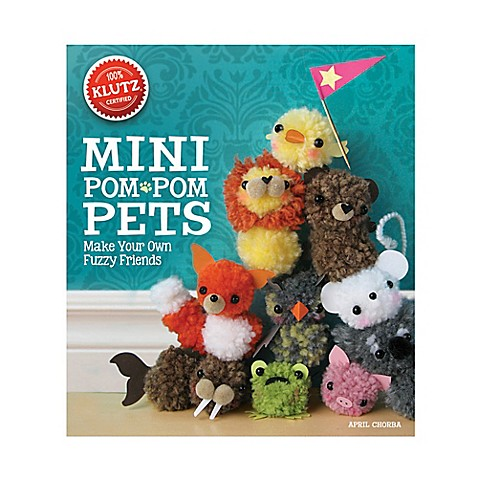 klutz mini pom pom pets instructions
