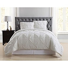image of Truly Soft Pleated Comforter Set