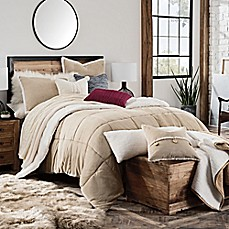 image of UGG® Hudson Reversible Comforter Set