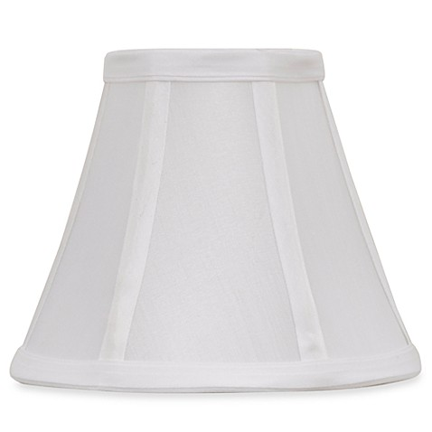 Mix Amp Match Small 6 Inch Bell Lamp Shade In White Bed