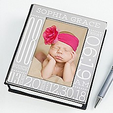 image of Darling Baby Boy Picture Frame