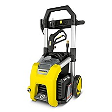 image of Karcher® 1700 PSI Electric Pressure Washer in Yellow/Black