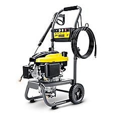 image of Karcher 2200 PSI Gas-Powered Pressure Washer in Yellow/Black