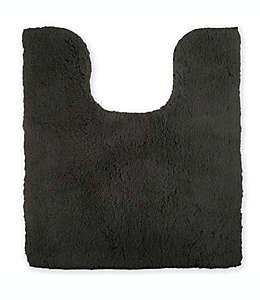 Tapete para baño en herradura, Ultra Soft Wamsutta® negro