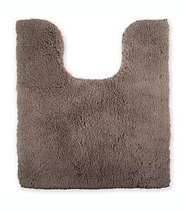 Tapete para baño en herradura, Ultra Soft Wamsutta® gris pardo