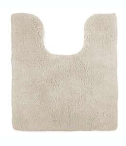 Tapete para baño en herradura, Ultra Soft Wamsutta® blanco lienzo
