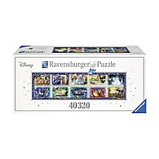image of Disney® Memorable Moments 40320-Piece Puzzle
