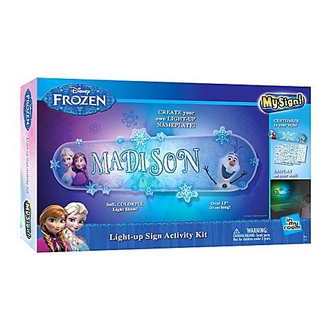 Disney Frozen Room Decor Kit
